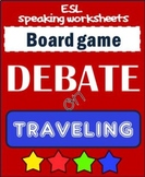 DEBATE time - TRAVELING