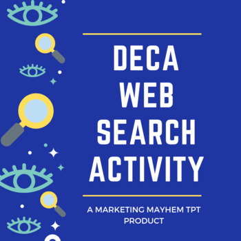 DECA Web Search Activity