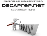 DECAPrep.net Scavenger Hunt