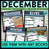 DECEMBER BUNDLE | Graphic Organizers for Reading | Reading