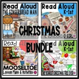 December Read Alouds Books and Activities Christmas Bundle