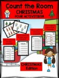 DECEMBER - Count the Room - CHRISTMAS Edition