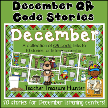 DECEMBER QR Code stories - 10 stories for December ~Great