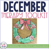 DECEMBER Theme Therapy for Speech and Language