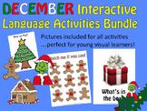 DECEMBER Language Activity Bundle
