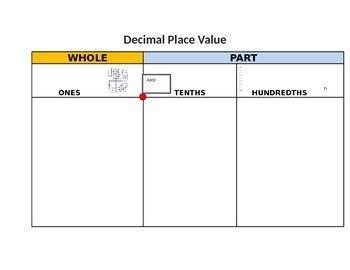 DECIMAL PLACE VALUE - Tier 3