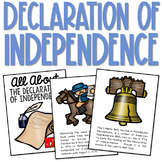 DECLARATION OF INDEPENDENCE Posters   Coloring Book Pages   History Project