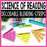 DECODABLE BLENDING STRIPS