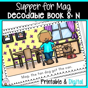 DECODABLE BOOK 6 L PAIRS WELL WITH ORTON GILLINGHAM PHONICS FIRST