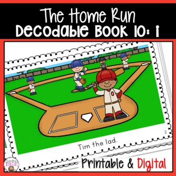 DECODABLE BOOK 7 i PAIRS WELL WITH ORTON GILLINGHAM PHONICS FIRST