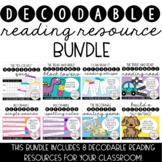 DECODABLE READING RESOURCES BUNDLE