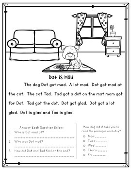 DECODABLE PASSAGES FREE PAIRS WELL WITH ORTON GILLINGHAM PHONICS FIRST