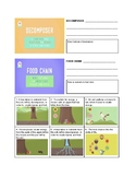 DECOMPOSERS and FOOD CHAINS for ELL and SPED
