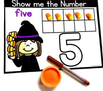 DECOMPOSING NUMBERS 1 - 10  Number Mats *Differentiated