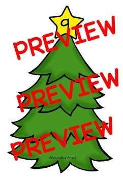 DECEMBER ACTIVITIES FOR FIRST GRADE (CHRISTMAS ADDITION GAME)