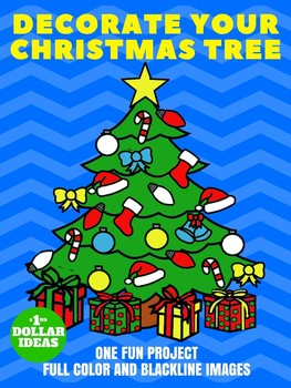DECORATE YOUR CHRISTMAS TREE   CHRISTMAS CRAFTS FOR KIDS