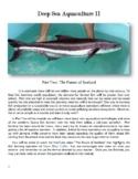 "DEEP SEA AQUACULTURE: ""The Future of Seafood""  PART TWO"