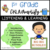 DEEPLY DISCOUNTED Grade 1 CKLA | BIG BUNDLE | Listening an
