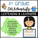 50% OFF FLASH SALE!! Grade 1 CKLA | Domain 5 | Listening a