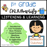Grade 1 CKLA | Domain 5 | Listening and Learning Slideshows