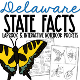 DELAWARE State History Lapbook Project, State Symbols, Stress-Free Design