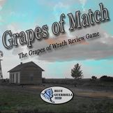DEMO Grapes of Match: The Grapes of Wrath Review Game