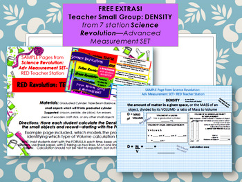 DENSITY:REDO & REFLECT-2 SETS Beg & Adv-10 days for MASTERY! +FREE Station!