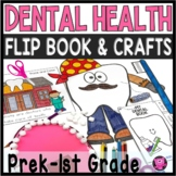 Dental Health Activities Kindergarten and 1st grade