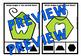 DENTAL HEALTH MATH KINDERGARTEN CENTER (DENTAL FLOSS SHAPES RECOGNITION CARDS)