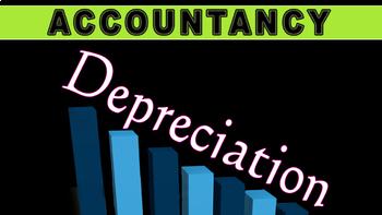 DEPRECIATION   Accountancy