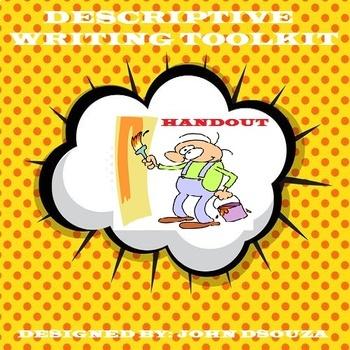 DESCRIPTIVE WRITING TOOLKIT: HANDOUT