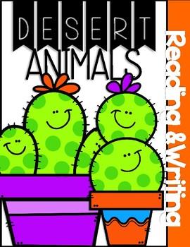 DESERT ANIMALS (Reading and Writing)