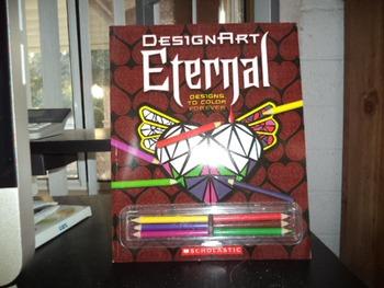 DESIGN ART  ETERNAL DESIGNS TO COLOR FOREVER