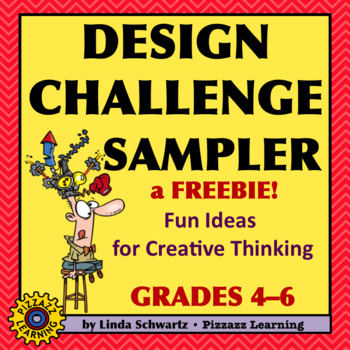 DESIGN CHALLENGE SAMPLER • a Freebie For You!