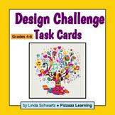 DESIGN CHALLENGE TASK CARDS