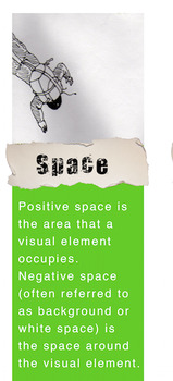 VISUAL LITERACY DESIGN ELEMENTS POSTER