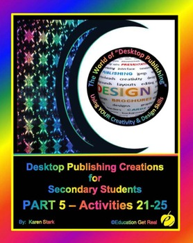 "DESKTOP PUBLISHING - Part 5 Activities: ""Introduction to D"