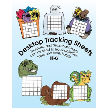 DESKTOP TRACKING SHEETS