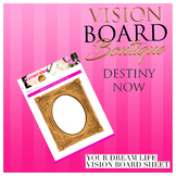 DESTINY NOW's Worksheet - Write Out Your Dream Life