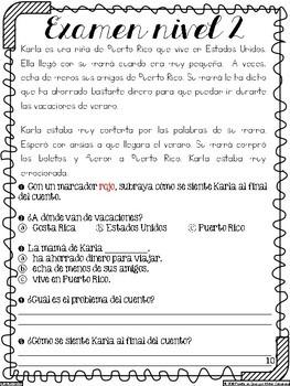 DETALLES CLAVES - KEY DETAILS - Examen y Ejercicios - Lección 2.2