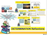 DETERMINATION Quotes Writing Practice: RACE Strategy W 8.2