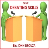 DEBATING SKILLS LESSON PLAN AND RESOURCES