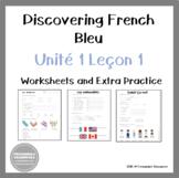 DF Bleu - Unité 1 - la rentrée, les accents, les nationali