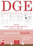 DGE Phonogram Pack (Spalding Based)