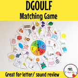 DGOULF Matching Game