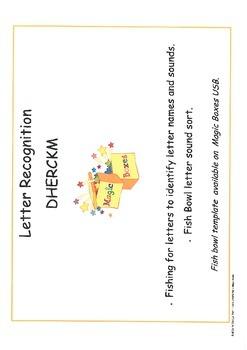 DHERCKM Fishing game