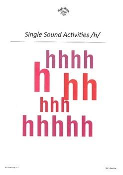 DHERCKM alphabet sounds /h/