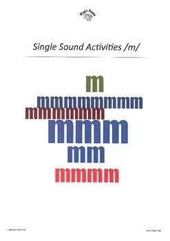 DHERCKM alphabet sounds /m/