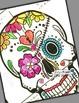 Dia De Los Muertos, Day of the Dead, Collaborative Poster, in English & Spanish