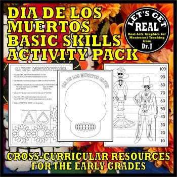 DIA DE LOS MUERTOS (Day of the Dead) BASIC SKILLS PACK